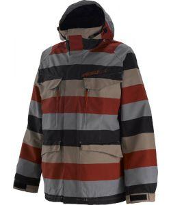 Special Blend Circa Big Stripe Red Army Ανδρικό Μπουφάν Snowboard