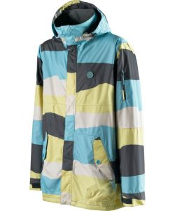 SPECIAL BLEND CIRCA NORTH SHORE BDAY CAKE SNOW JACKET