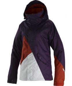 Special Blend Swift Deep Purple Γυναικείο Μπουφάν Snowboard