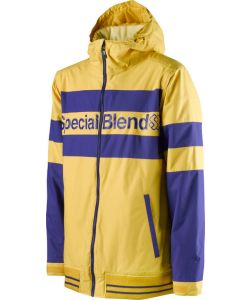 SPECIAL BLEND UNIT HYDRATE YELLOW CRUNCH BERRY SNOW JACKETS
