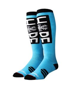 Stinky Socks H*Pe Blue Stone Snow Socks