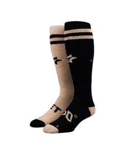 Stinky Socks Method Magazine Black Gold Snow Socks