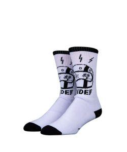 Stinky Socks x Ride Black Κάλτσες