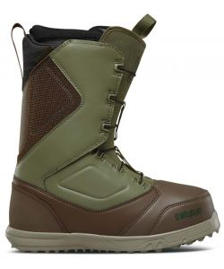 Thirtytwo Zephyr Ft Brown Green Men's Snowboard Boots