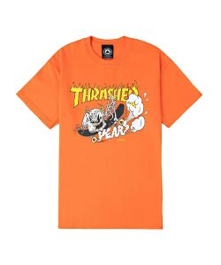 Thrasher 40 Years Neckface Orange Ανδρικό T-Shirt