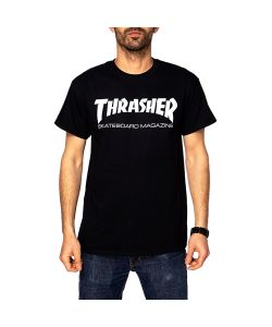 Thrasher Skate Mag Black Men's T-Shirt