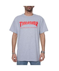 Thrasher Skate Mag Grey Men's T-Shirt
