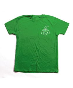 Toy Machine Bummed Kelly Green Ανδρικό T-Shirt