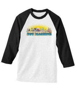 Toy Machine Last Supper Raglan Black/White Raglan