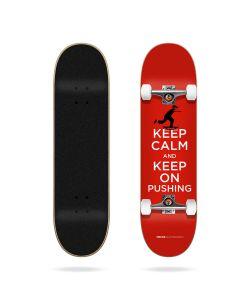 "Tricks Calm 7.87"" Complete Skateboard"