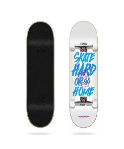 "Tricks Hard 8.0"" Complete Skateboard"