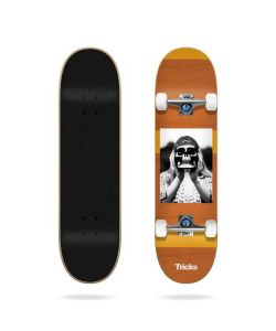 Tricks Hippie 8.0 Complete Skateboard