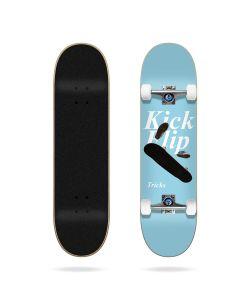 Tricks Kickflip 7.375 Complete Skateboard