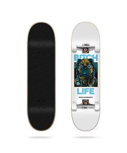 "Tricks Life 7.87"" Complete Skateboard"
