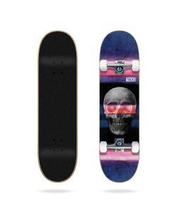 Tricks Skull 7.75 Complete Skateboard