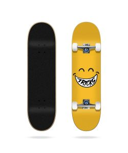 Tricks Smiley 7.375'' Complete Skateboard