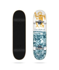 "Tricks Tribal 7.75"" Complete Skateboard"