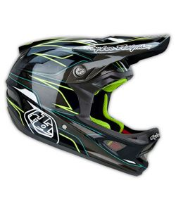 Troy Lee Designs D3 Evo Carbon Grey Helmet