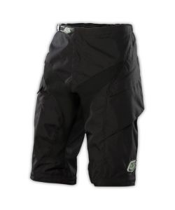 TROY LEE DESIGNS MOTO SHORT SOLID BLACK