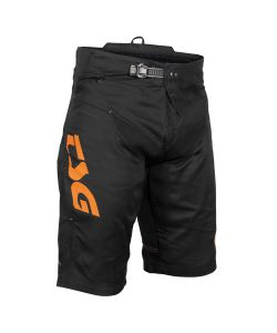 TSG Ak4 Black Orange Shorts