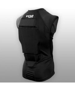 TSG Arctic Shirt Black Back Protector
