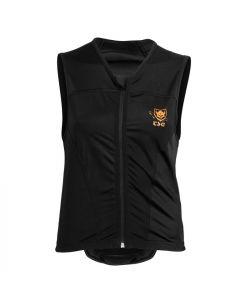 TSG Backbone Bellona D3o Black Γυναικείο Προστατευτικό