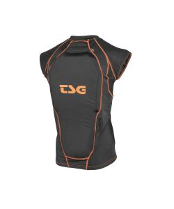 TSG BACKBONE VEST D3O BLACK ORANGE ΠΡΟΣΤΑΤΕΥΤΙΚΟ