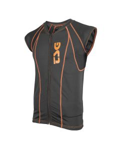 TSG Backbone Vest D3o Blαck Orange Προστατευτικό