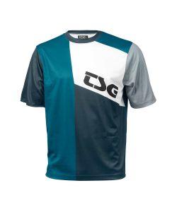 TSG Bikeshirt Rica Ss Blue Grey Jersey