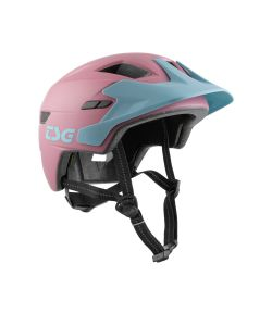 TSG Cadete Solid Color Satin Cameo Pink Youth Helmet