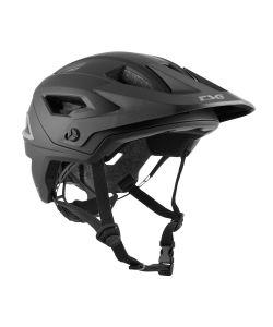 TSG Chatter Solid Color Satin Black Helmet