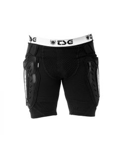 TSG CRASH PANT CORE BLACK WHITE ΠΡΟΣΤΑΤΕΥΤΙΚΟ