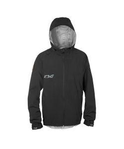 TSG Drop Rain Black Jacket