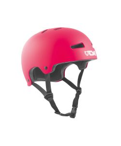 TSG Evolution Solid Color Satin Pink Helmet