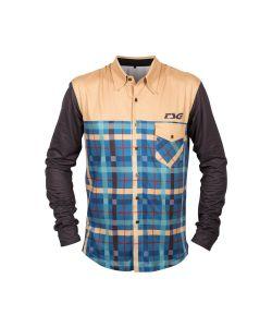 TSG Flannel Jersey Lumberjack Beige