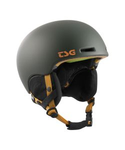 TSG Fly Solid Color Satin Marsh Helmet