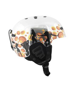 TSG Gravity Graphic Design Psychedelic Helmet