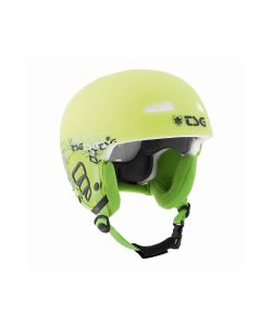TSG Gravity Special Makeup Clear Green Helmet