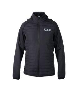 TSG Insulation Black Jacket