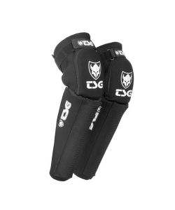 TSG Knee Shinguard Diablo Black