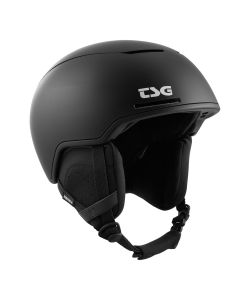 TSG Konik 2.0 Solid Color Satin Black Helmet