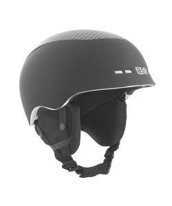 TSG Konik Special Makeup Flat Carbon Black Helmet