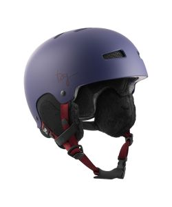 TSG Lotus Solid Color Satin Malve Women's Helmet