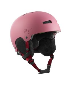 TSG Lotus Solid Color Satin Sakura Helmet