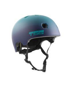 TSG Meta Graphic Design Cauma Grape Asian Fit  Helmet