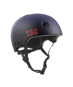 TSG Meta Graphic Design Fade Of Grape Asian Fit  Helmet