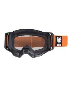 TSG MTB Presto 2.0 Solid Orange Goggle