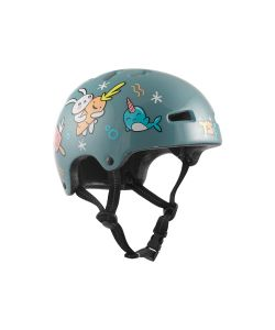 TSG Nipper Mini Graphic Design Kawaii Kids Helmet