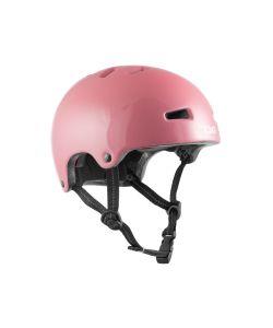 TSG Nipper Mini Solid Color Gloss Baby Pink Kid's Helmet