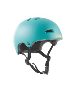 TSG Nipper Mini Solid Color Satin Cauma Green Youth Helmet